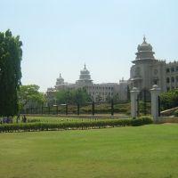 Vidhan Soudha, Бангалор