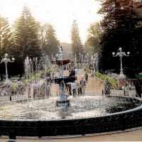 Fountains, Lal Bagh, Bangluru, Бангалор