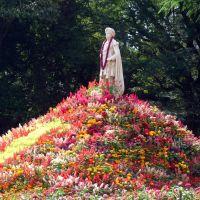 Sri Chamarajendra Wodeyar Bahadur Statue in Cubbon Park, Бангалор