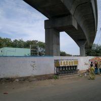 Metro Line., Мадрас