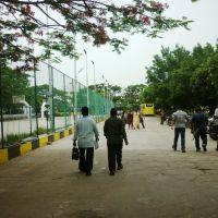 SRM Basket Ball Court, Мадрас