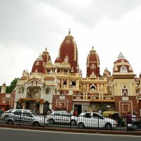 Birla Temple, Delhi(貝拉廟, 德里) -3, Дели