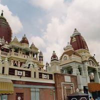 India - Delhi - Temple, Дели