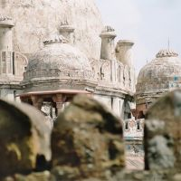 India - Delhi - Old Mosque, Дели