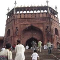 Jama Masjid (Friday Mosque) in Delhi, Дели