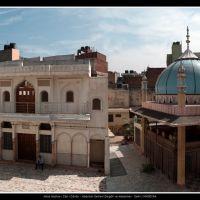 Canı Canan ve Abdullah Delhevi Dergahı, Дели