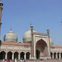 jama masjid, Дели