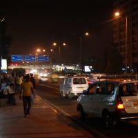 I T O CROSSING NEW DELHI., Дели