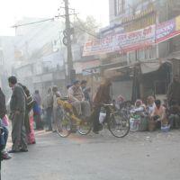 Street, Дели