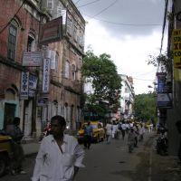 Sudder Street, Калькутта