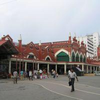 New Market, Калькутта