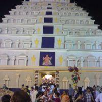Durga puja, Калькутта