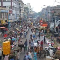 On the streets, Калькутта