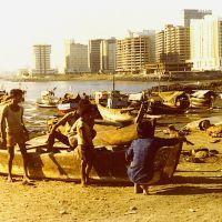 Bombay Mumbai 1980 Fishermen...© by leo1383, Бомбей