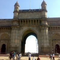 Gateway of India, Бомбей