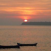 Mumbai Sunset, Бомбей