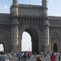 La Puerta de La India, Бомбей