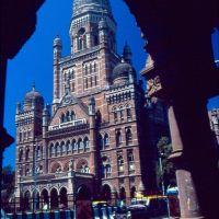 Mumbai Municipal Corporation, Бомбей