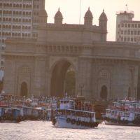 Get way of India  Mumbai, Бомбей