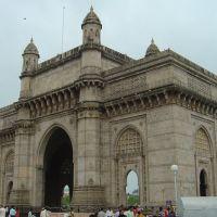 The Gateway of India, Бомбей
