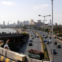 Bombay: Marina Drive, Бомбей
