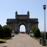 Bombay: Gateway of India, Бомбей