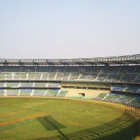 Wankhede Stadium, Бомбей