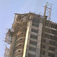 Bamboo scaffolding, Бомбей
