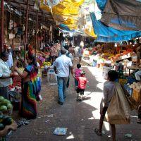 ✰ Mercado Crawford ✰, Бомбей