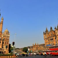 One of Mumbais best panoramic views, Бомбей