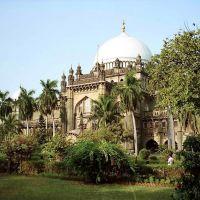 India, Mumbai, Prince of Wales Museum, Jan. 1992, Бомбей