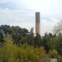 باغ دولت آبادي, Марагех