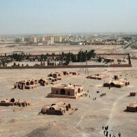 Zoroastrians Cementry in Yazd, Марагех