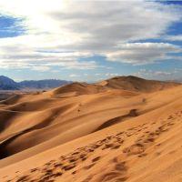 Massive Desert, Марагех