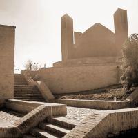 آب انبار کلار, Марагех