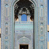 Kabir jaame mosque, Yadz, Iran., Марагех