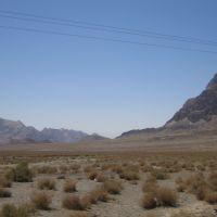 No mans land, Yazd Province, Iran, Марагех
