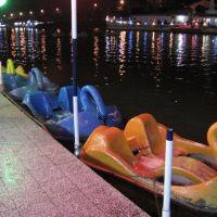 Beside Babol Roud River (Pedaloo Boat), Бабол
