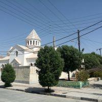 کلیسای آبادان - مرداد 1393, Абадан
