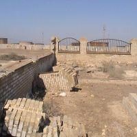 قبرستان ارامنه آبادان زخم خورده از جنگ ورها شده, Абадан