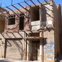 OLD BUILDING IN ABADAN, Абадан