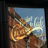 Butlers Chocolat Café, Dublin, Ireland, Дан-Логер