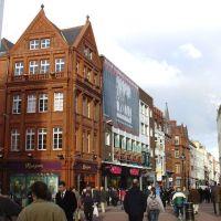 Grafton Street à Dublin, Дан-Логер