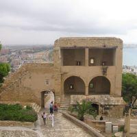 Castillo Santa Bárbara, Аликанте