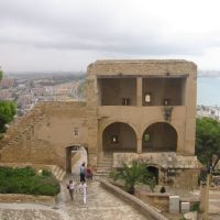 Castillo Santa Bárbara, Алкантара