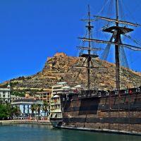 ** Piratas de...... Alicante **, Алкантара
