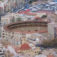 Plaza de toros de Alicante, Алкантара