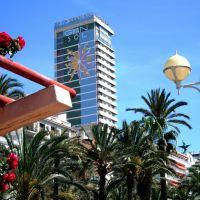 "- Hotel ""GRAN SOL"" -, Алкантара"