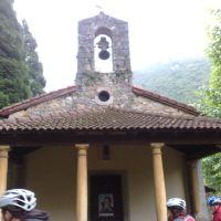 iglesia en la senda del oso, Гийон