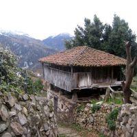 Panera en Castanéu´l Monte (Castañedo del Monte), Гийон
